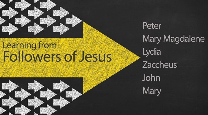 Learning from the followers of Jesus