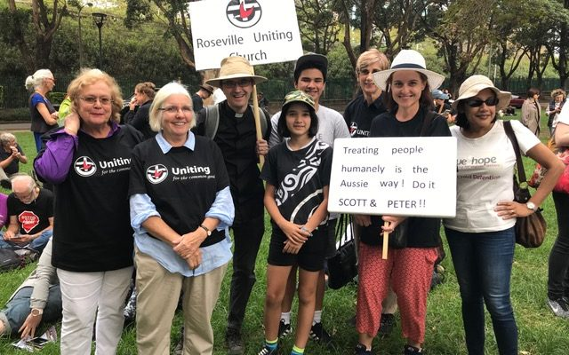 """Roseville Uniting Church says """"yes"""""""