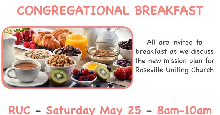 Congregational Breakfast