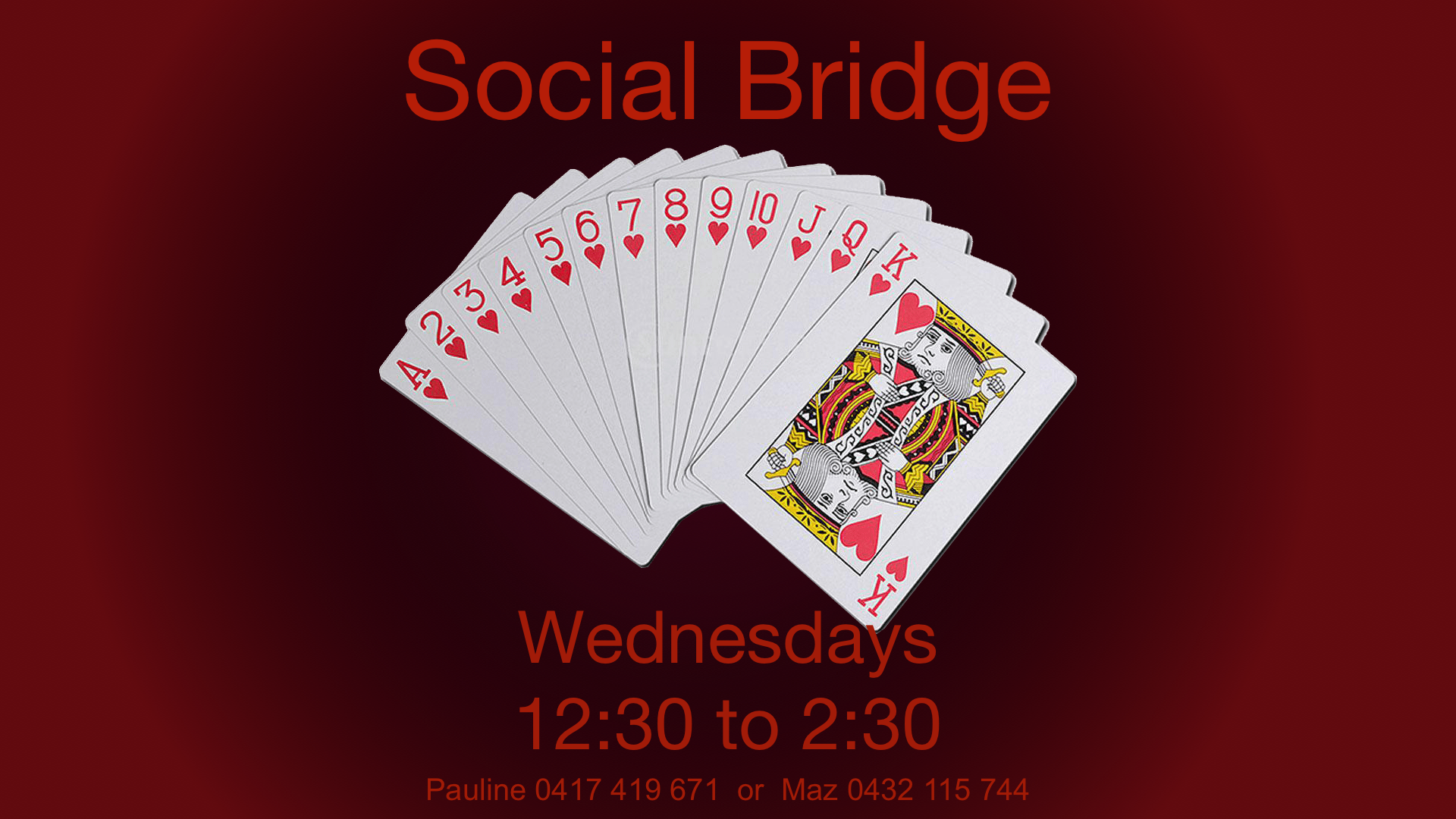 Social Bridge Online