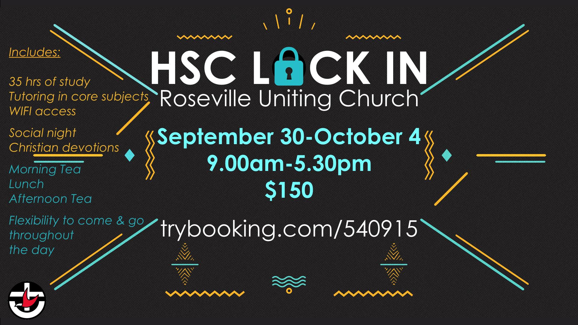 HSC Lock In