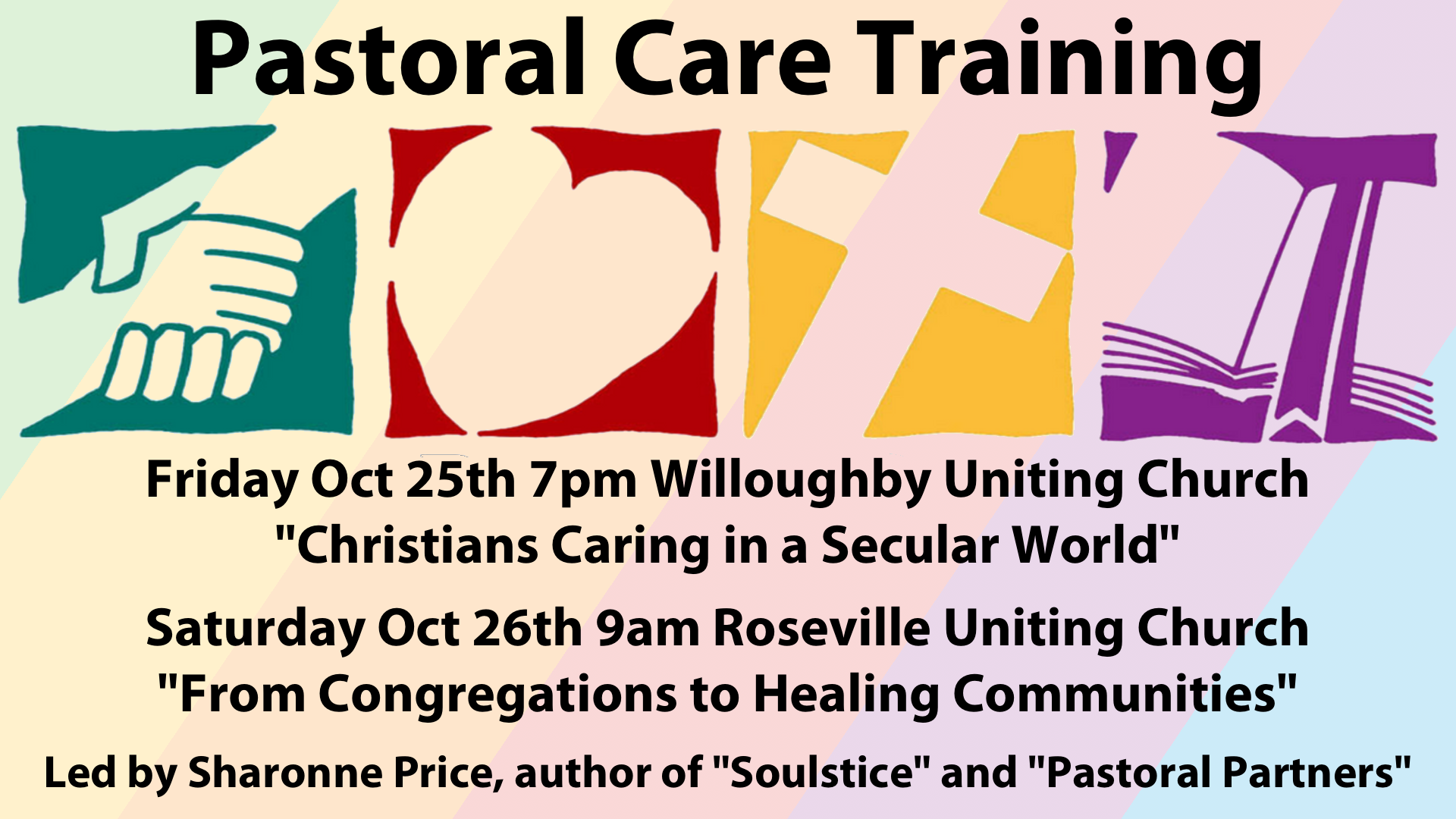 Pastoral Care Training