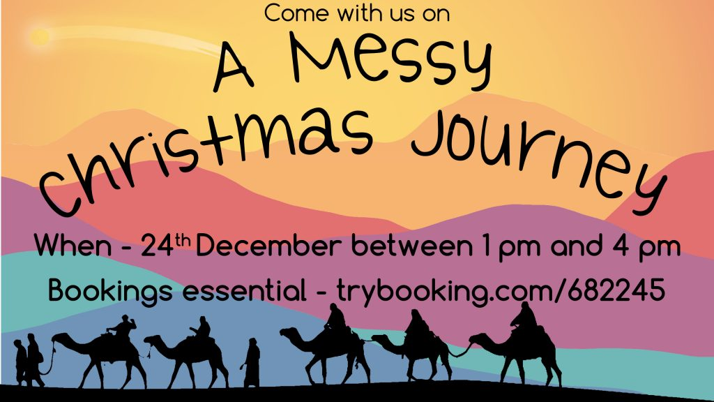 A Messy Christmas Journey