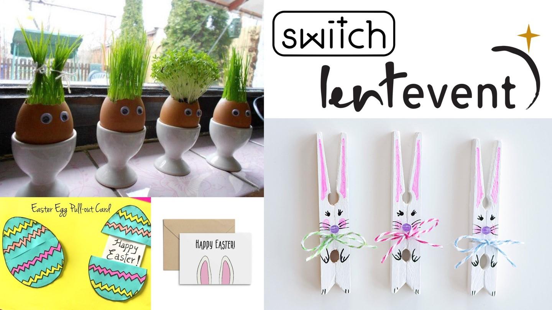 Lent Event Easter Crafts