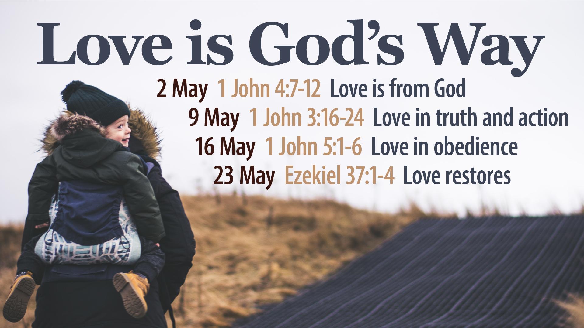 Love is God's Way