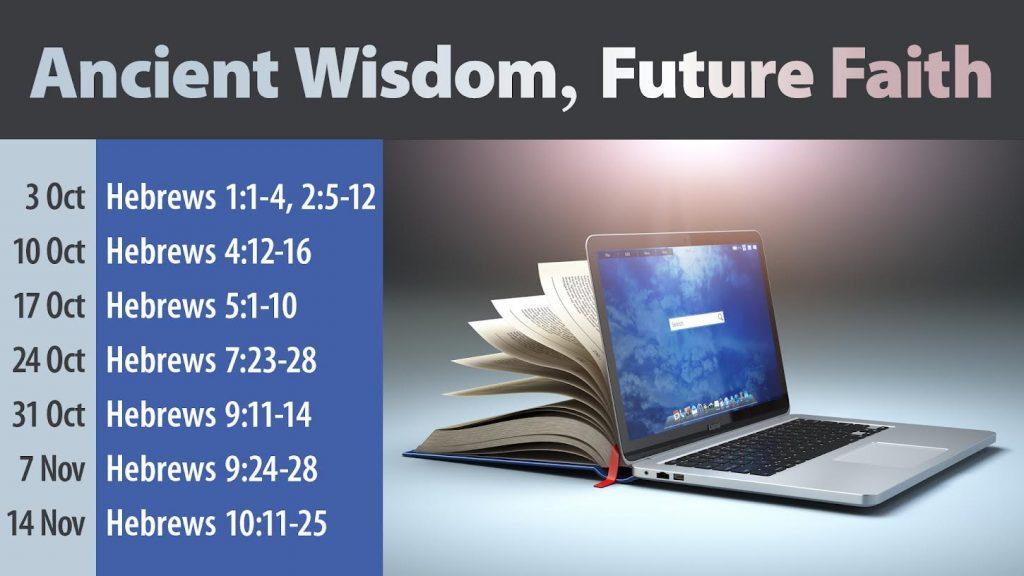 Ancient Wisdom, Future Faith