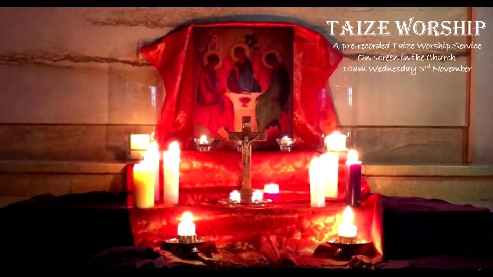 Taize Worship
